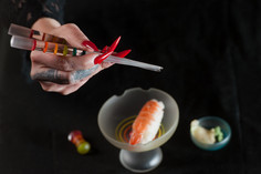 Full Spectrum Rice Bowl & Sushi Set