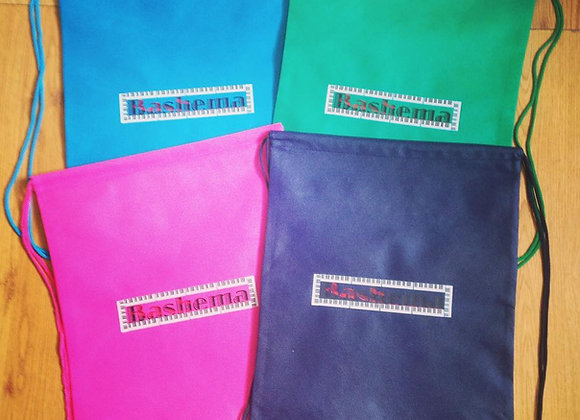 Environmentally-Friendly Drawstring Bag