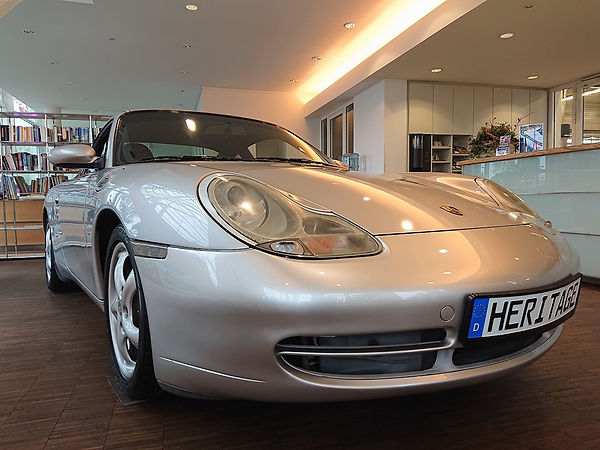 SN Heritage Automobile Porsche 911 996 C