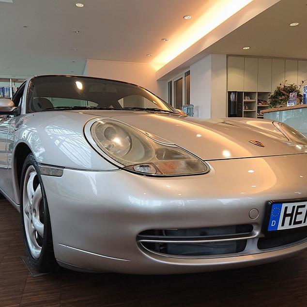 SN Heritage Automobile Porsche 911 Carerra2 996 Coupe