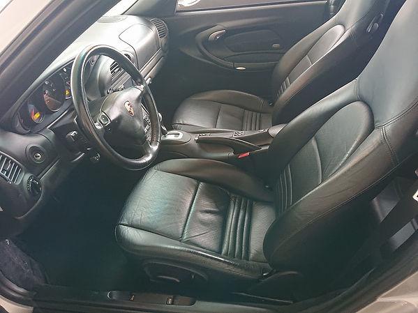 SN Heritage Automobile Porsche 911 996 S