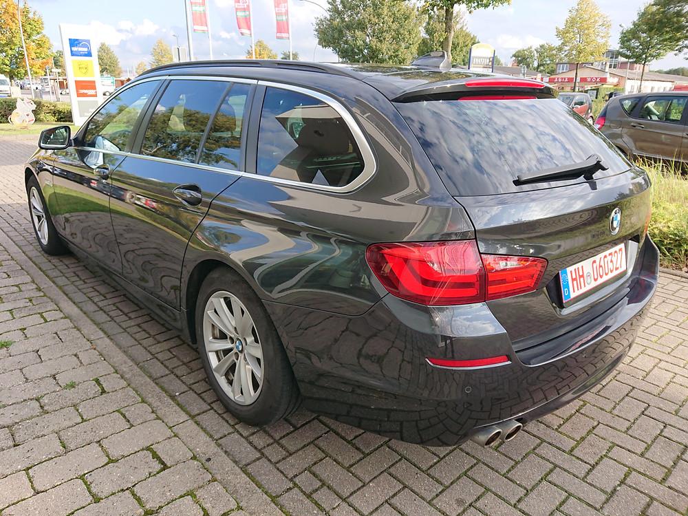 BMW520D SN Heritage Automobile GmbH