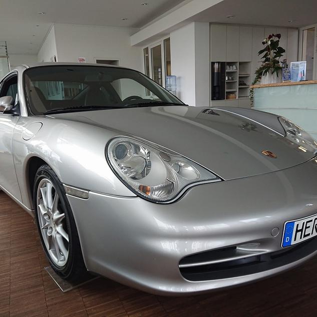 SN Heritage Automobile Porsche 911 Carerra 2 996 S
