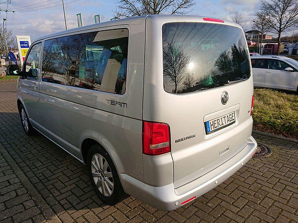 SN Heritage Automobile VW T5 Multivan (2
