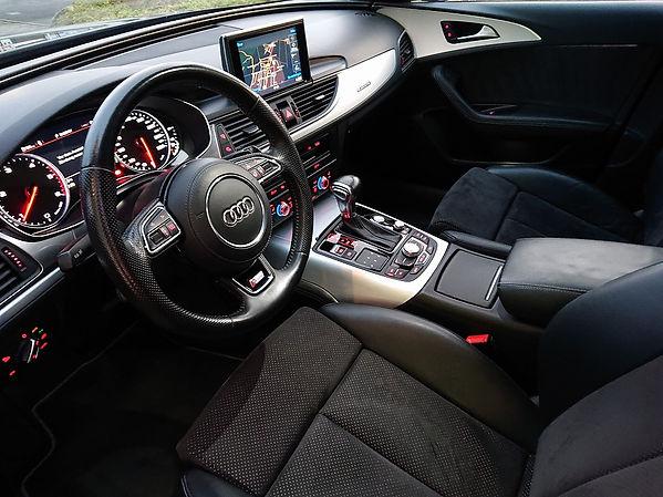 SN Heritage Automobile Audi A6 3L TDI ko