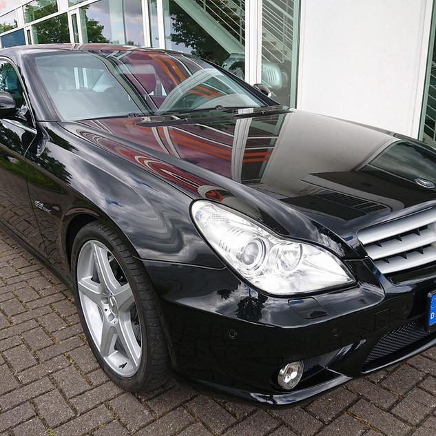 SN Heritage Automobile Mercedes Benz CLS