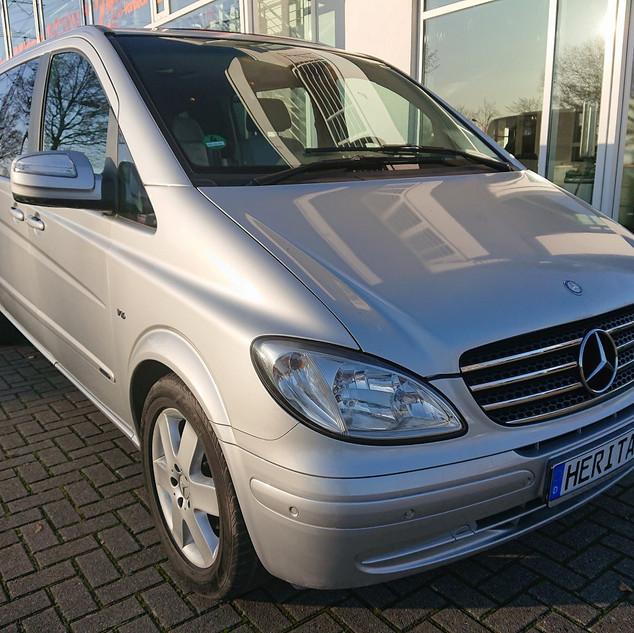SN Heritage Automobile MB Viano 3.0CDI Extra Lang