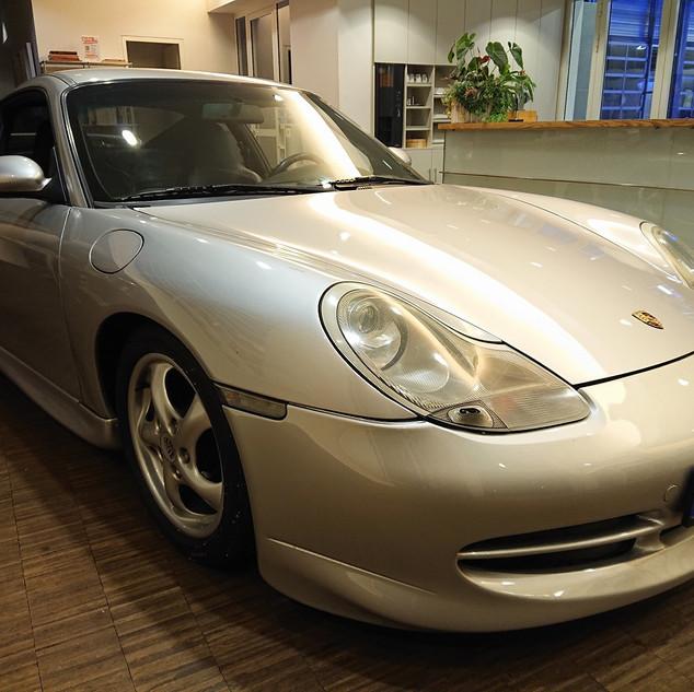 SN Heritage Automobile Porsche 996 911 C