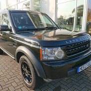 SN Heritage Automobile Land Rover discovery 4