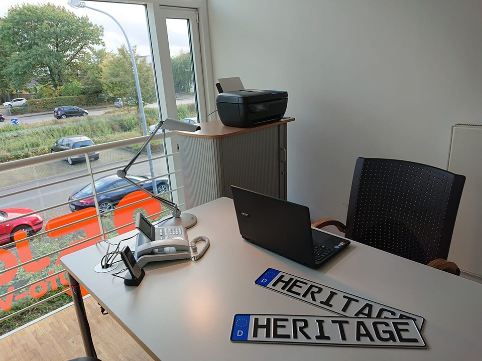 Heritage Automobile GmbH OFFICE