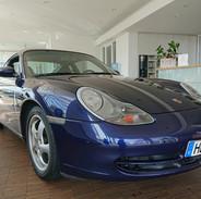 Porsche 911 996 C2 Coupe 2001 Blue  (1).