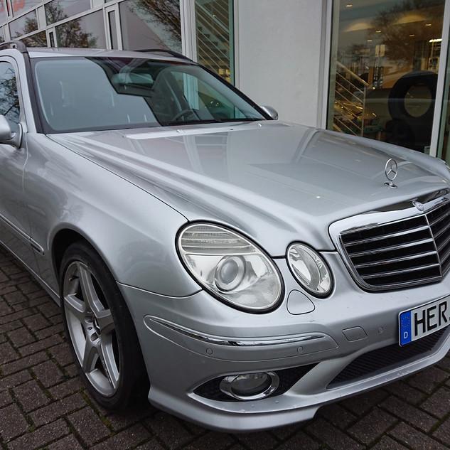 SN Heritage Automobile Mercedes Benz E55