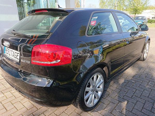 SN Heritage Automobile Audi A3 Sportback