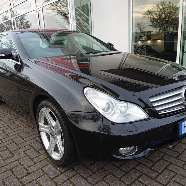 SN Heritage Automobile MB CLS 500 / 550
