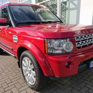 SN Heritage Automobile Land Rover Discov