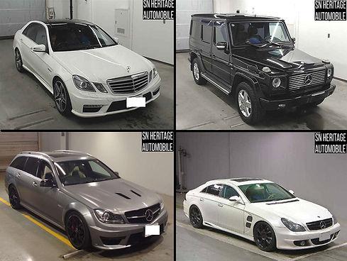 SN Heritage Automobile GmbH Mercedes Ben