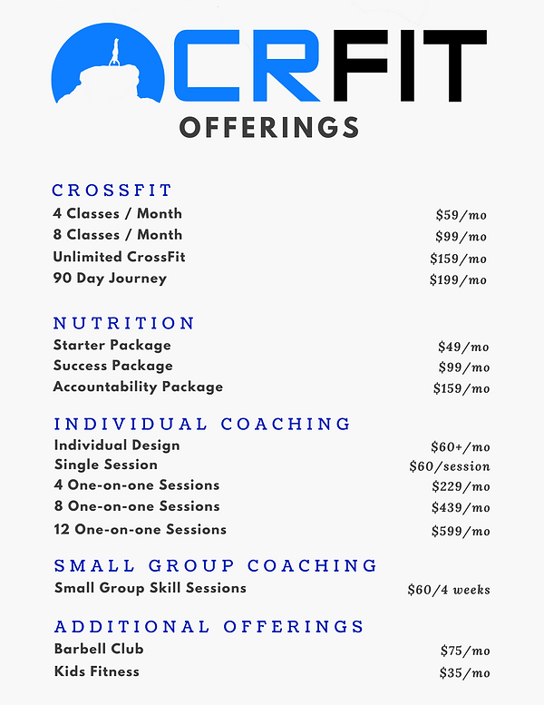 CRFIT Offerings.png