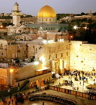 dome-of-the-rock-western-wall-jerusalem-