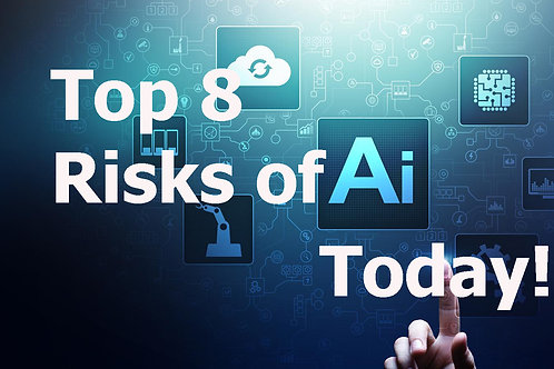 Top 10 Risks of Artificial Intelligence