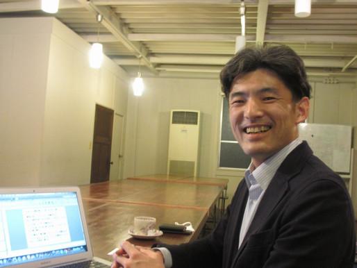 """社会起業家の活動をサポートし、 """"協働""""を循環するプラットフォームに。一般社団法人ソシオファンド北九州共同代表理事 菅恒弘さん"""
