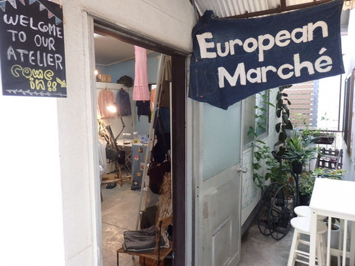 ヨーロッパ古着屋European Marche