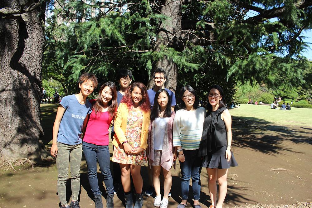 Kokusaba Early Days Group