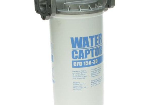 Piusi Captor 150L/Min Pump Filter Ultra High Capacity - Water & Particle