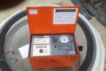 Precision fuel system testing
