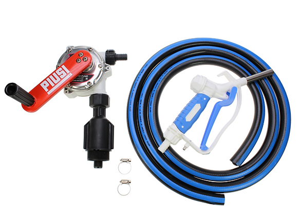 Rotary Hand Pump Kit For AdBlue® - Stainless Steel