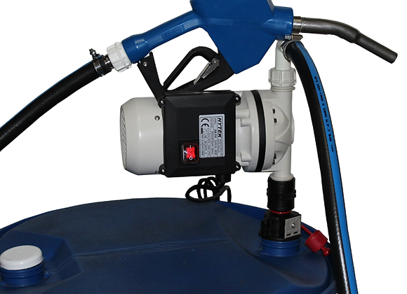 230V Drum Mount Kit For AdBlue® - Automatic Nozzle