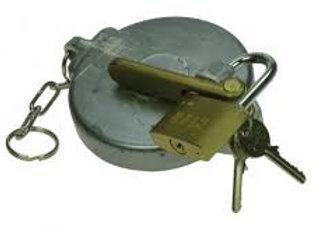 "Single Arm Fill Point Cap - 4"" - Keys Alike"