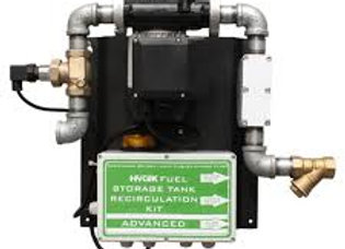 Fuel Storage Tank Fuel Conditioner/Re-Circulation Kit - Ad