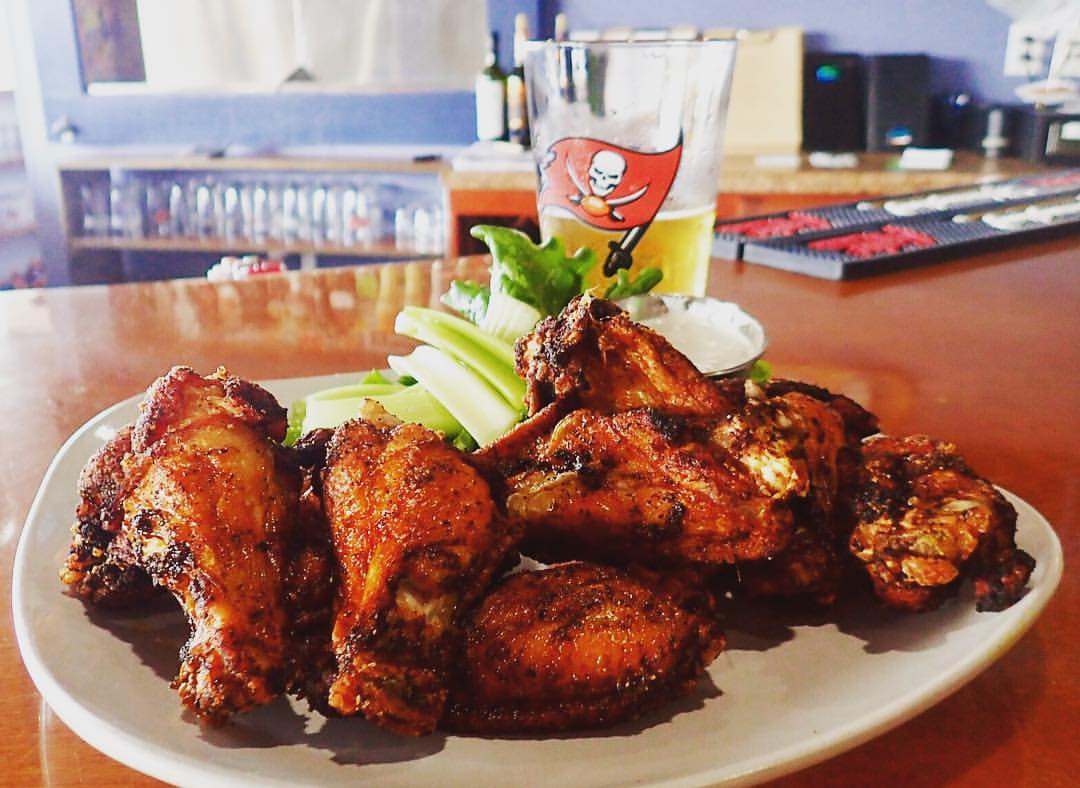 WHISKEY WINGS