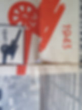 affiche de propagande Allemande avant resturation Atelier Marchal