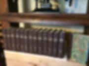 reliure pastiche d'un ouvrage du XVIIIe