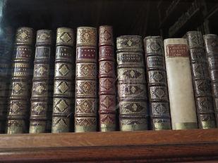 les livres de l'Atelier de reliure Marchal