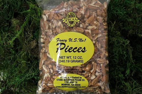 Pecan Pieces 12 oz