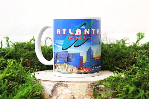 Atlanta Sunrise Mug