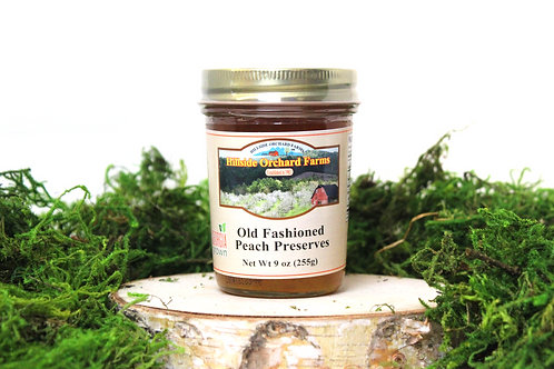 Old Fashioned Peach Preserves