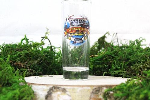 Georgia Skinny Shot Glass