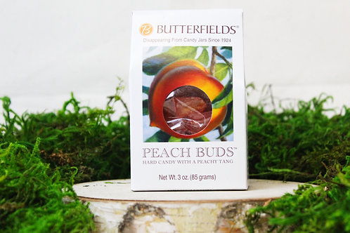 Peach Buds Candy