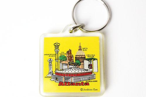 Atlanta Key Chain