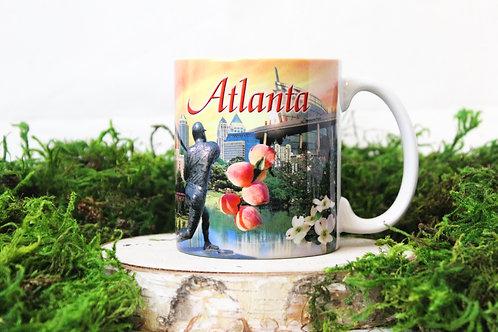 Atlanta Sunset Mug
