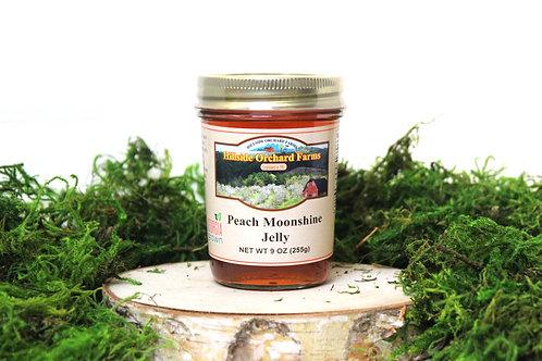 Peach Moonshine Jelly