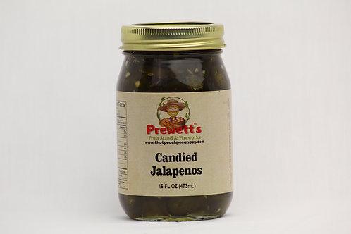 Candied Jalapeños