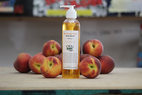 Ms. Georgia Peach Body/Hand Wash