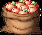 peaches-clipart-basket-peach-11.png