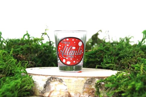 Enjoy Atlanta Shot Glass