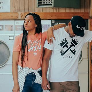 Trust Him & Keyed T-Shirts