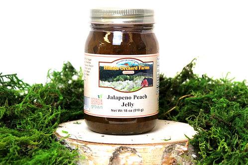 Jalapeno Peach Jelly